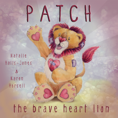 Patch: The Braveheart Lion